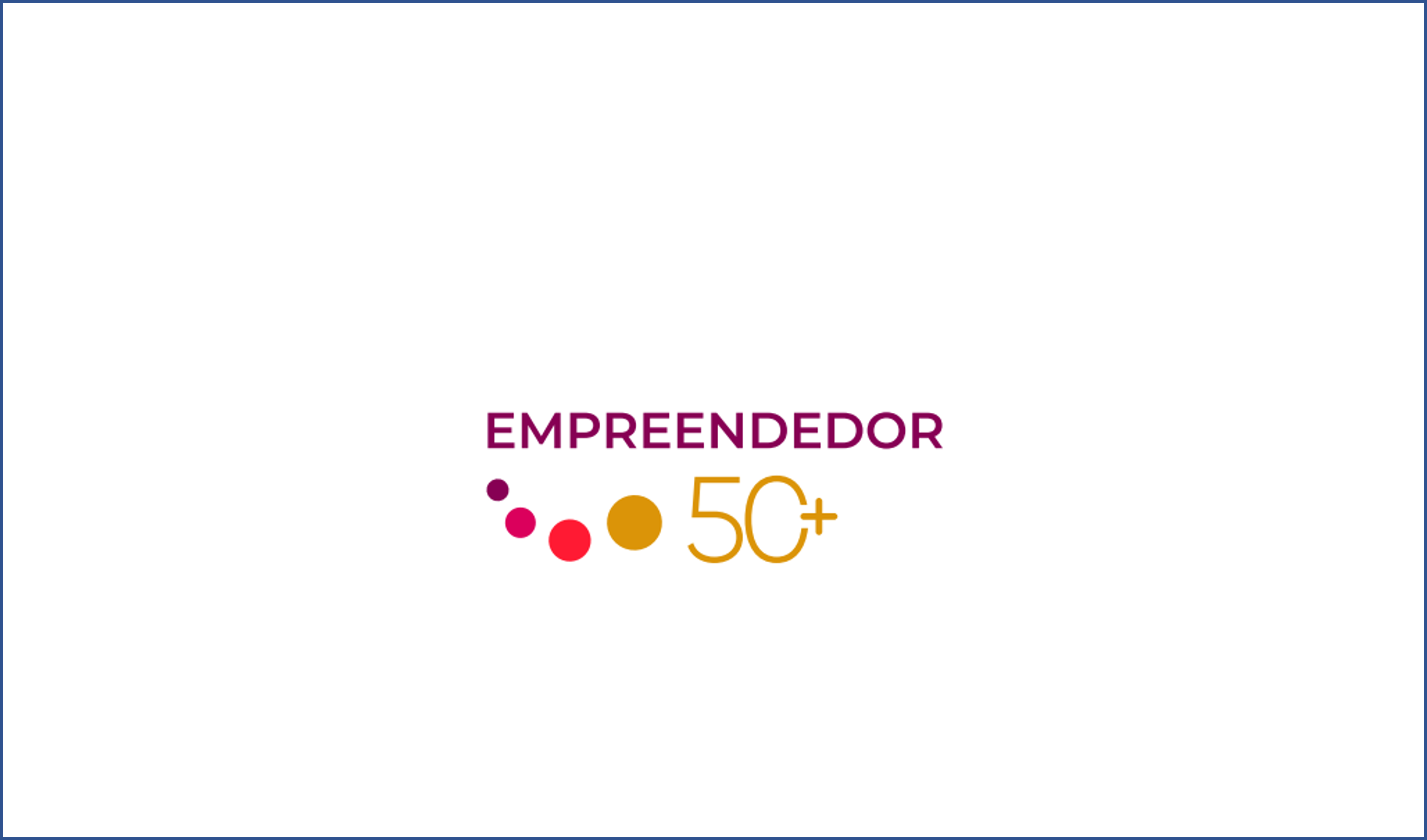 Empreendedor 50+ da Região Centro